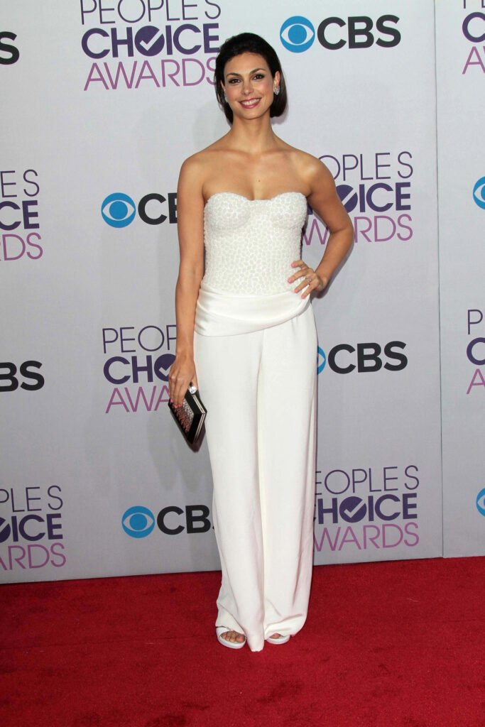 Morena Baccarin at People's Choice Awards Arrivals