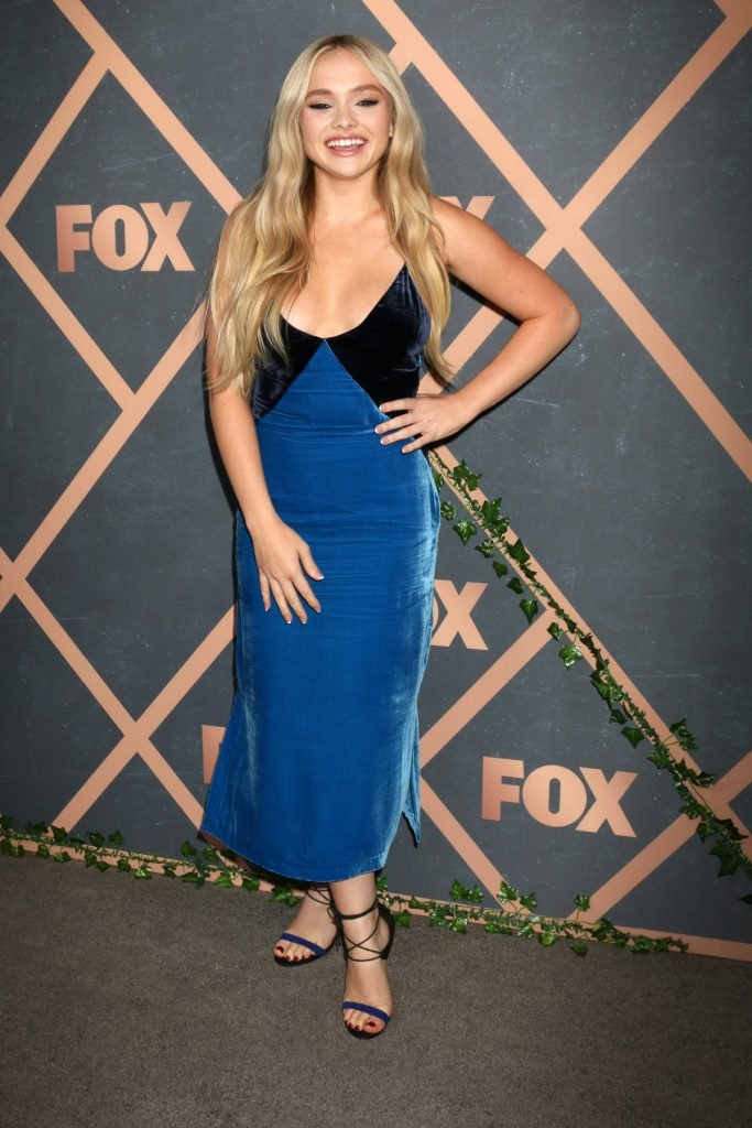 Natalie Alyn Lind at FOX Fall Party