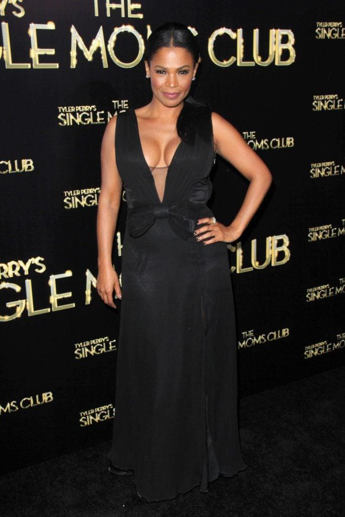 Nia Long Single Moms Club premiere