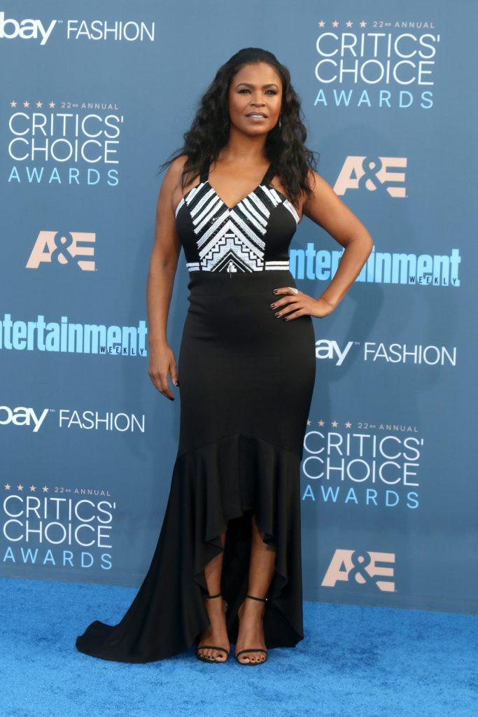 Nia Long at Critics Choice Awards