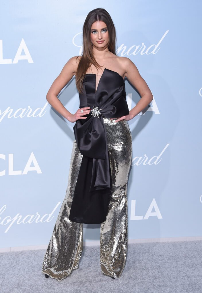 Taylor Hill at UCLA Hollywood for Science Gala