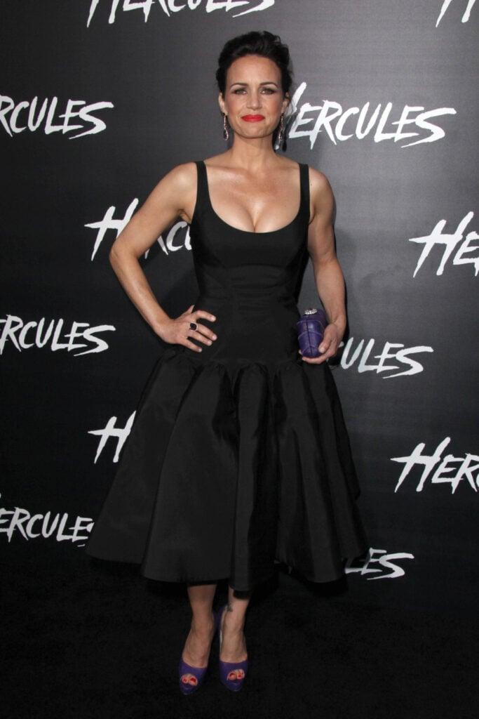 Actress Carla Gugino