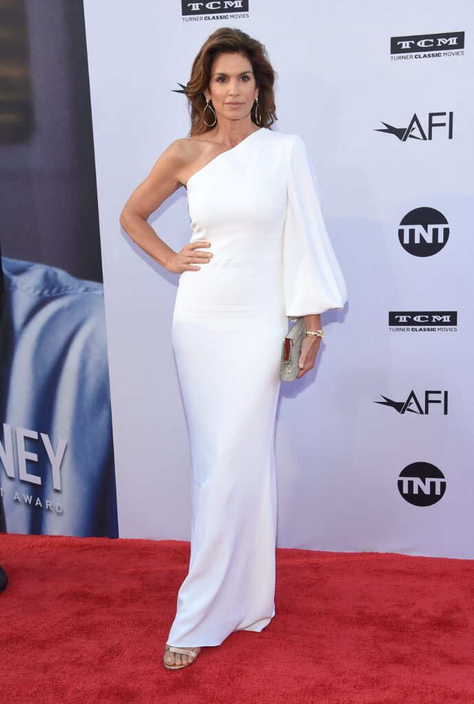 Actress Cynthia Crawford