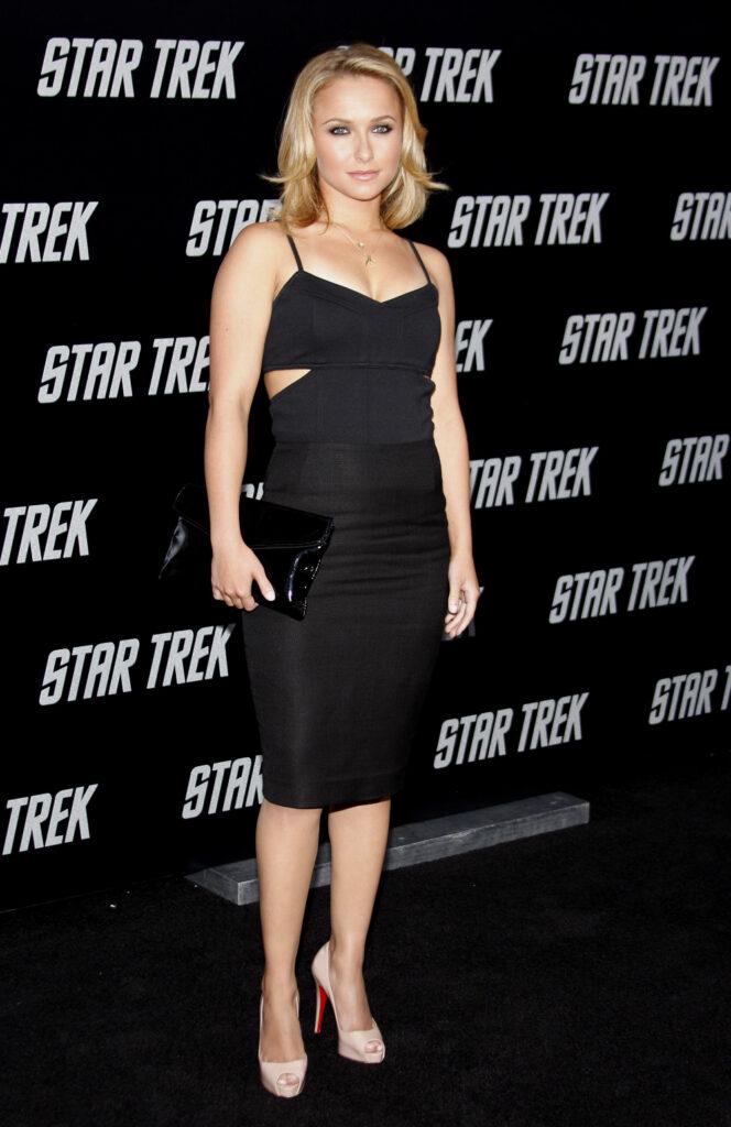 Actress-Hayden Panettiere
