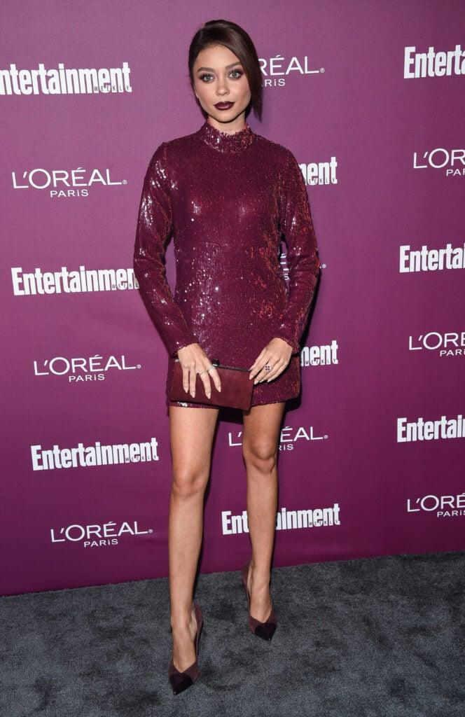 Actress-Sarah Hyland