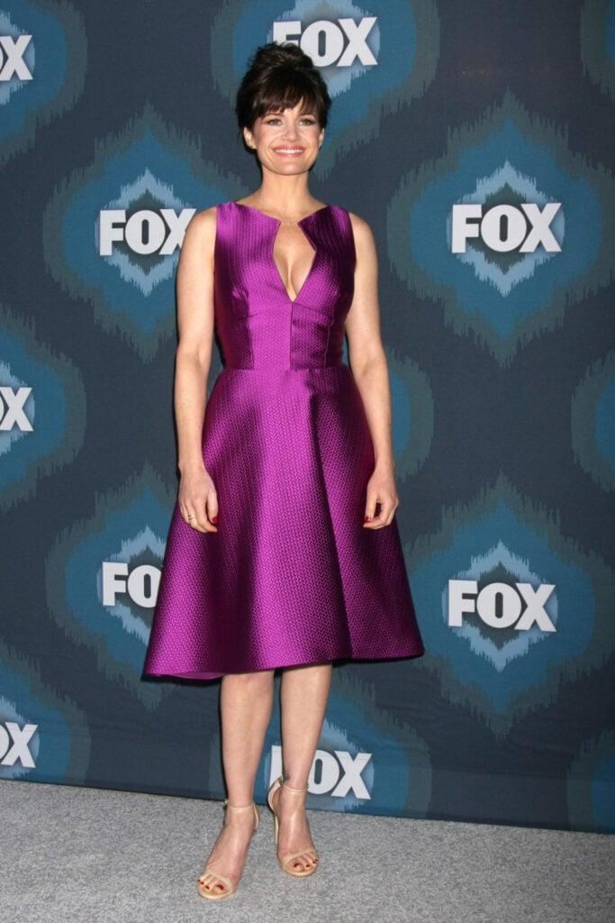 Carla Gugino at the FOX TCA Winter
