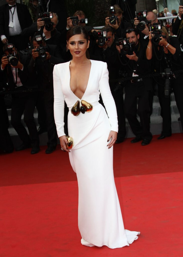 Cheryl Cole attends the 'Habemus Papam' premiere