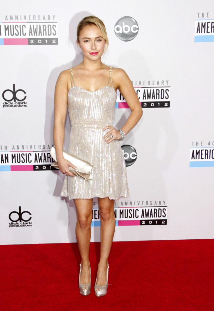 Hayden Panettiere at American Music Awards
