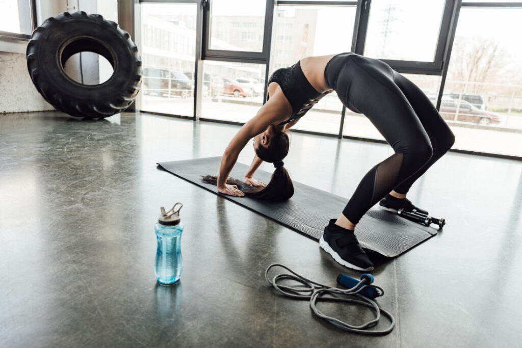 Lauren Conrad Exercise