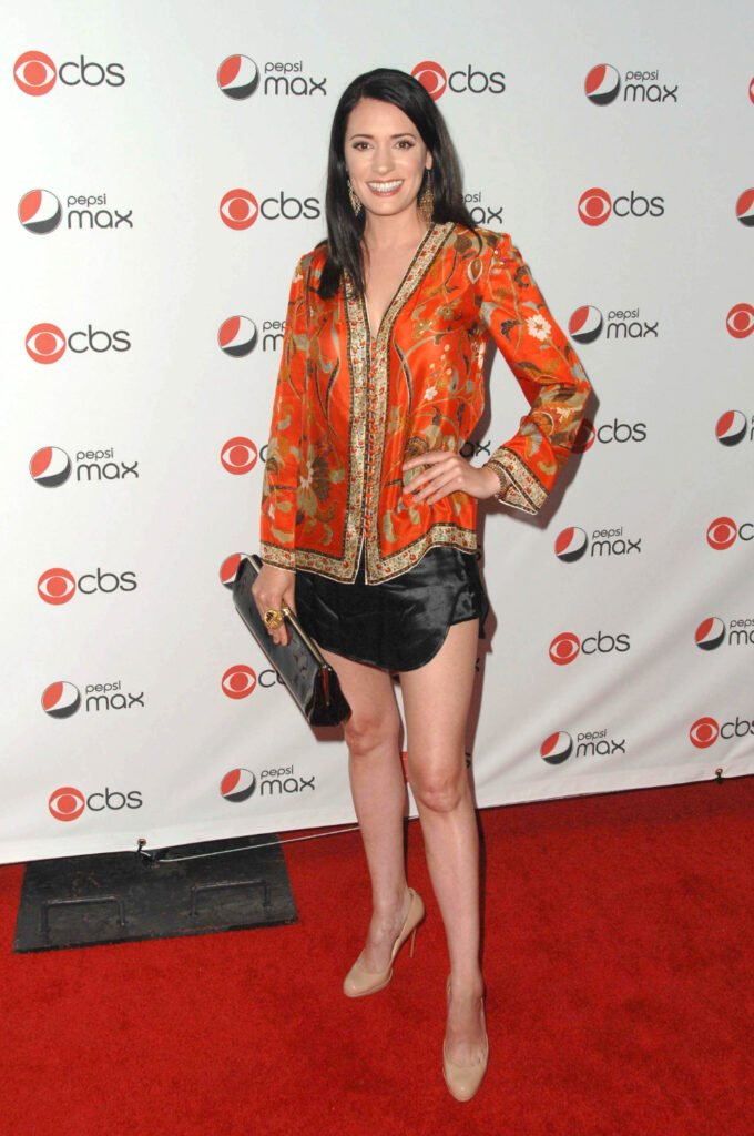 Paget Brewster at CBS New Season Premiere Party