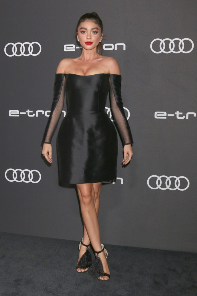 Sarah Hyland at the Audi Pre-Emmy Party