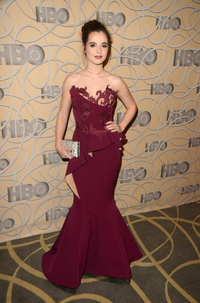 Vanessa Marano at the HBO Golden Globes After-Party